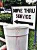 Drive Thru Service