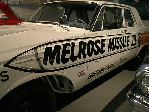 Melrose Missle III