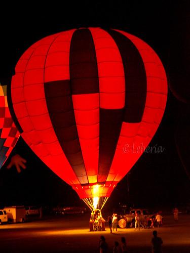 Plano Ballon Festival