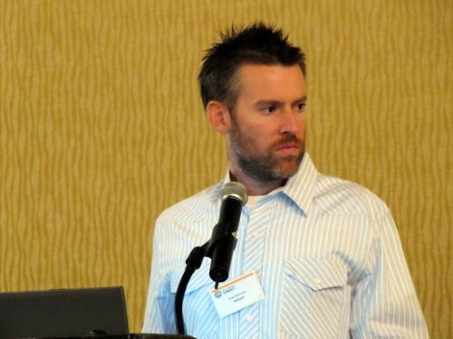 Adweek's Brian Morrissey at 360i's Digital Marketing Summit