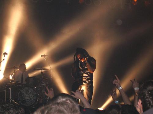 Sevendust @ Myth Nightclub (MN)