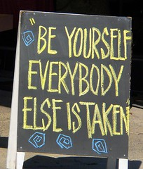 be you (Leonard John Matthews) Tags: sign self chalk you quote board creative thoughtful australia everybody help be queensland advice create therapy nurture footpath yourself westend encourage aware motivational selfaware psychotherapy provoke mythoto