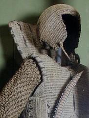 Coconut Fiber Armor