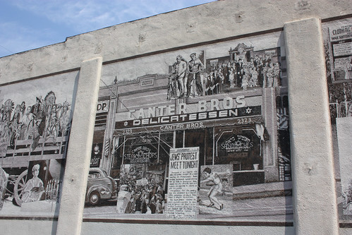 Canter's Deli Mural