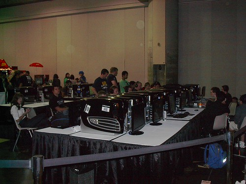 New York Anime Festival Gaming
