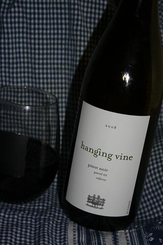 Hanging Vine Pinot Noir · IMG_2113 · Good Jargon