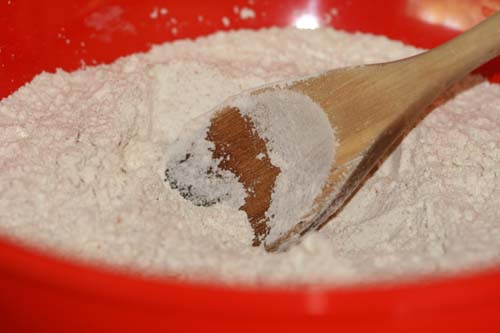 wheat flour mixture