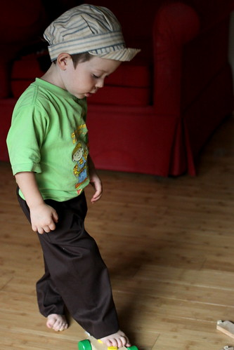 Ring Bearer Pants