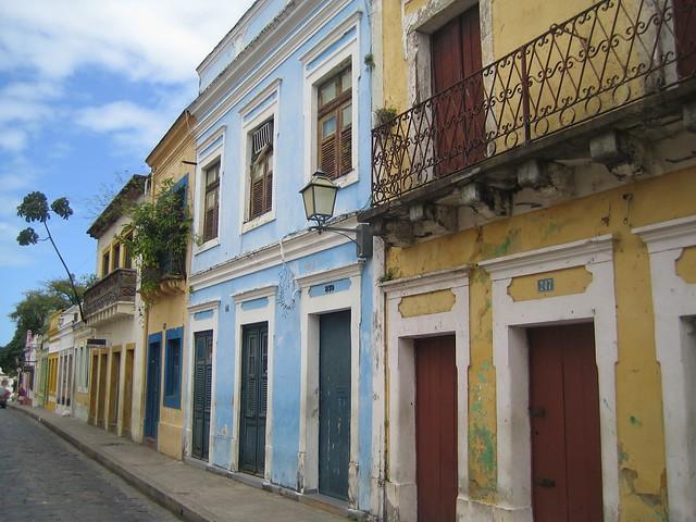 Olinda Colonial Architecture