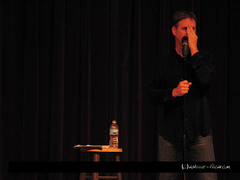Dave Coulier (katiiiie) Tags: house college wisconsin dave comedy university joey full valley fox fullhouse comedian gladstone coulier uwfox