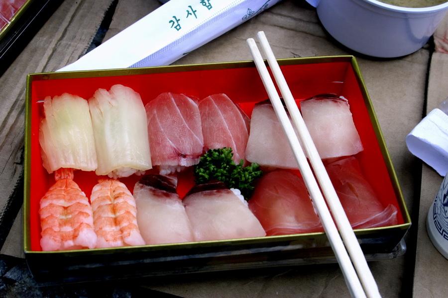 Sushi set(2)