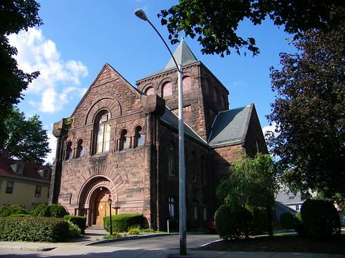 Richardson's Immanuel Baptist Newton MA