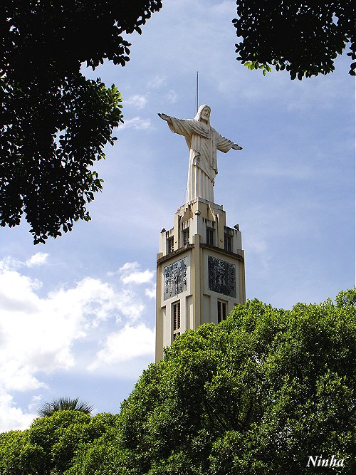 Cristo-Rei - Ninha