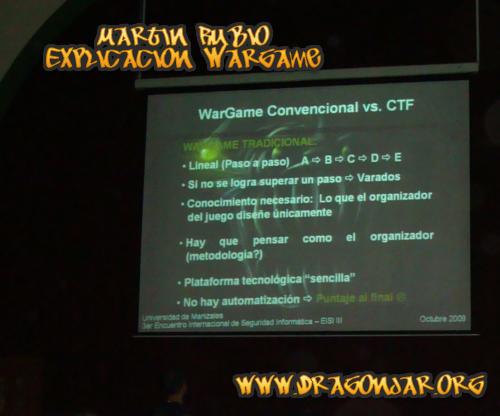 4006472366 10a0a2fa77 o Tercer Encuentro Internacional de Seguridad Informática   Día I