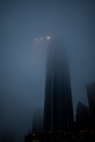 the spring condos austin in the fog