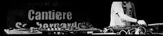 CantiereSanBernardo 09\10\09 Dj Pzzo - dj Tayone (Tayone) (LaGova) Tags: blackandwhite black blackwhite concert dj live senzatesta cantieresanbernardo djtayone
