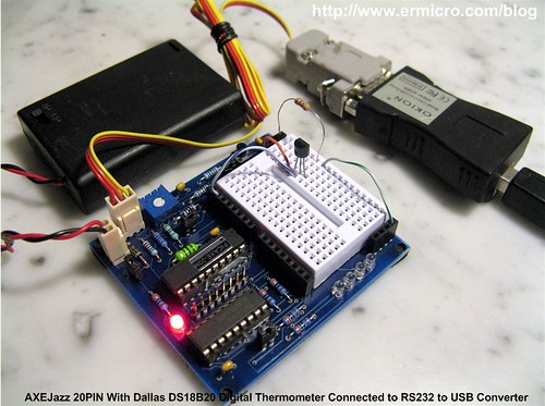 Introduction to the Embedded System with PICAXE Microcontroller (2)