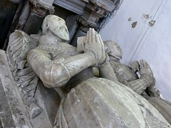Francis Shirley tomb - Breedon-on-the-Hill