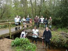 Pond Society Volunteers