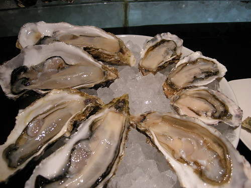 Postcards from Japan, III: OYSTERS