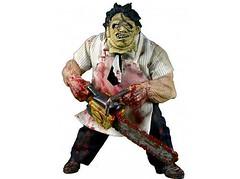 Leatherface (Dachshund Clube) Tags: halloween monster toy brinquedo leatherface monstro fafoslandia massacredaserraeltrica