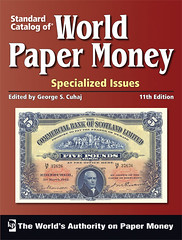 Cuhaj World Paper Money Specialized Issues 11th ed