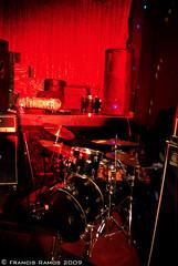 REHERSALS - Alive N' Kickin' event @ Oakland (Crimson Devices) Tags: rock club dark drums punk dj open gig band jo fisheye ill mic bindlestiff slashers alivenkickin