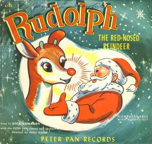 Rudolph  by LORAC! Carol