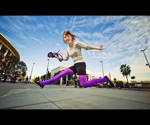 Lauren - Test Jump