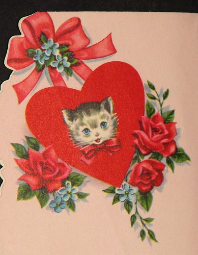 Vintage Valentine's Day Card 004