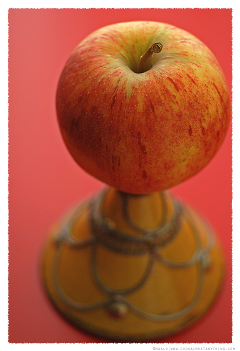Royal Gala Apple© by Haalo