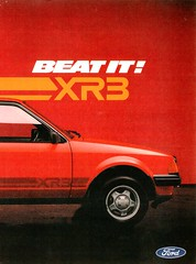 1981 Ford Escort XR3 (South Africa) p2