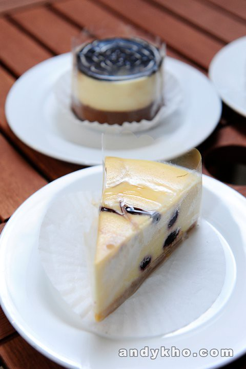 26 Blueberry Cheesecake RM10.90