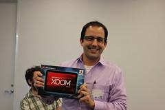 XOOM winner!