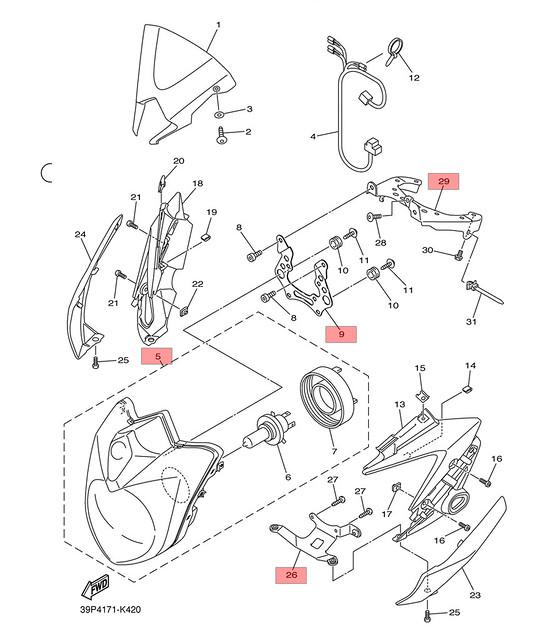 2004 Fz1 Wiring Diagram
