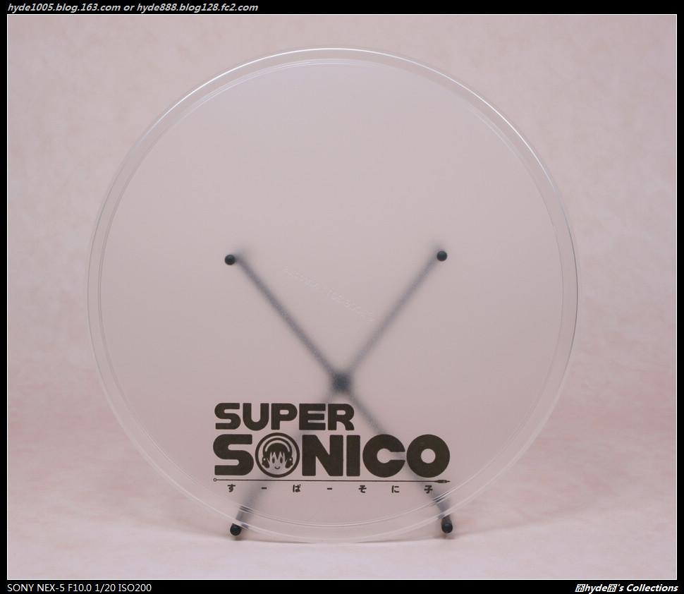 【OrchidSeed】Nitro+ SUPER SONICO超級索尼子 Bondage(束縛) ver. 1/7 PVC Figure - hyde -     囧HYDE囧の御宅部屋