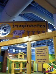 Toddler Area at Iowa Children's Museum