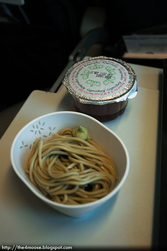 CX 502 - Cha Soba with Dip