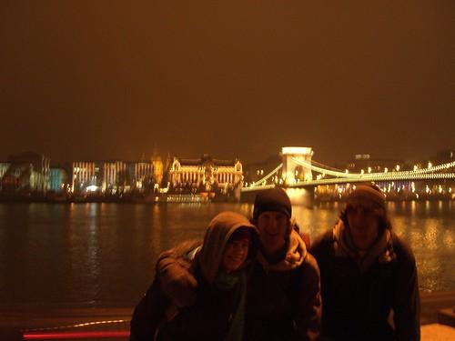 In Budapest by Danalynn C