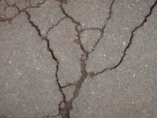 Cracked Concrete Texture #5