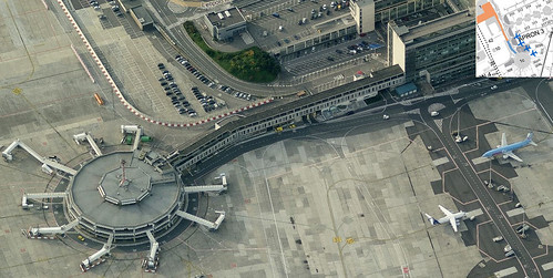 New LCT At Brussels Airport Opens October Page - Brussels airport map