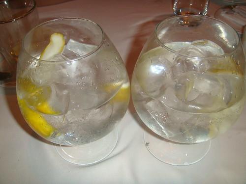 Gin Tonic de Citadelle con Fever Tree