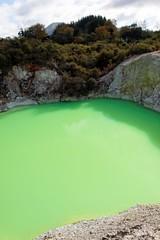 20090514-057-Devil's Bath at Wai-O-Tapu (Roger T Wong) Tags: newzealand rotorua geothermal waiotapu devilsbath canonefs1755mmf28isusm canon1755 canoneos50d minerallake