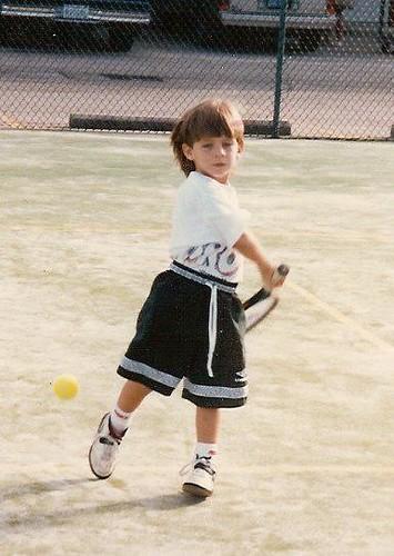 Devin Britton - Devin Britton age 4