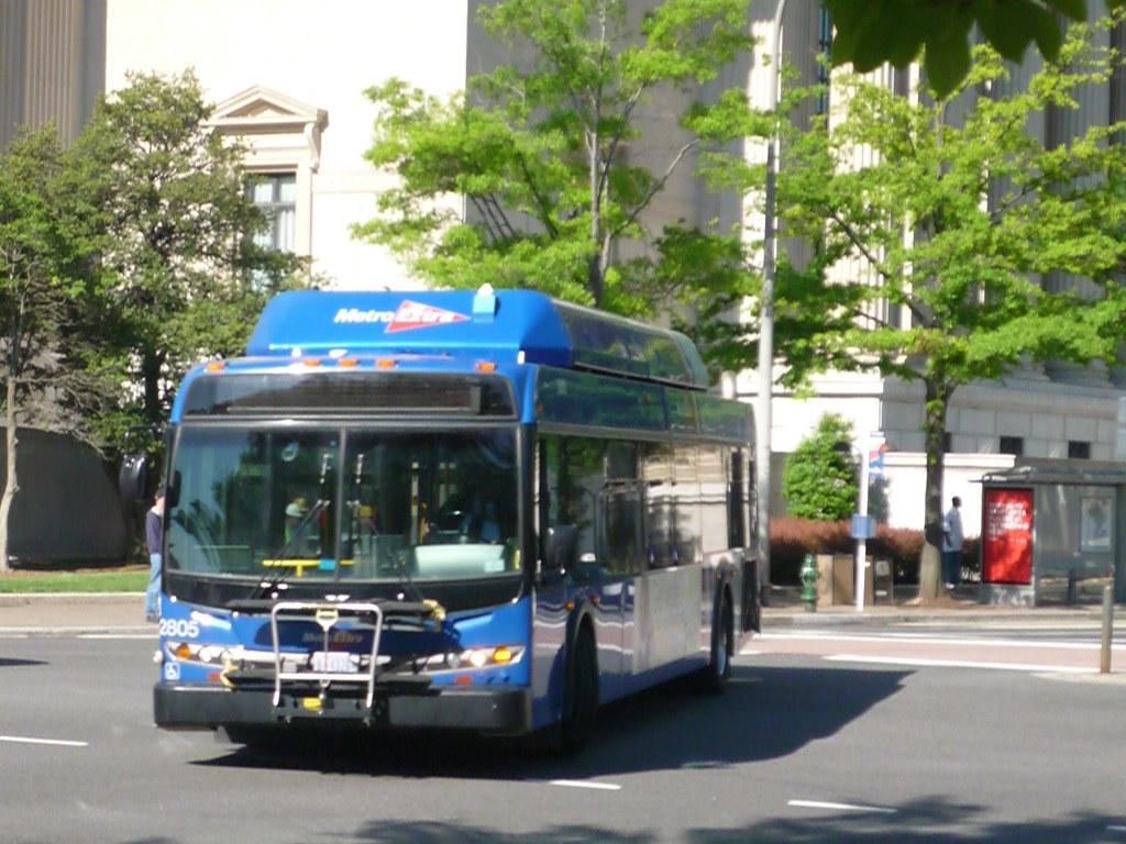 Metrobus MetroExtra New Flyer C40LFR