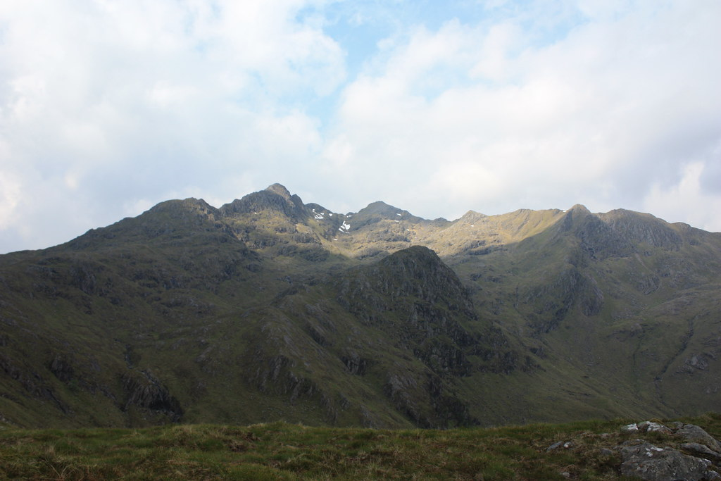 The Forcan Ridge