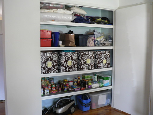 Linen Cupboard (After)