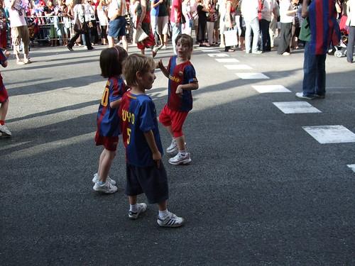 Barcelona youth by Darryl_SE7.