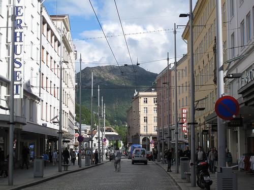 Strandgaten, Bergen