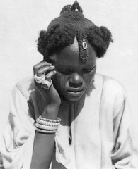 Africa in the early 1940s (gbaku) Tags: pictures africa old girls woman west art history girl photo women photos native african femme picture historic photographs photograph westafrica tropical afrika historical anthropologie artifact artifacts anthropology femmes artefact africain afrique geschichte ethnology artefacts africaine westafrican ethnologie classicblackwhite afrikas